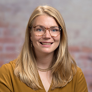 Arbeidsdeskundige Denise Van Schie