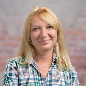 Arbeidsdeskundige Izabela Lobry