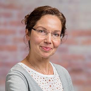 Arbeidsdeskundige Yana Ivachtchenko